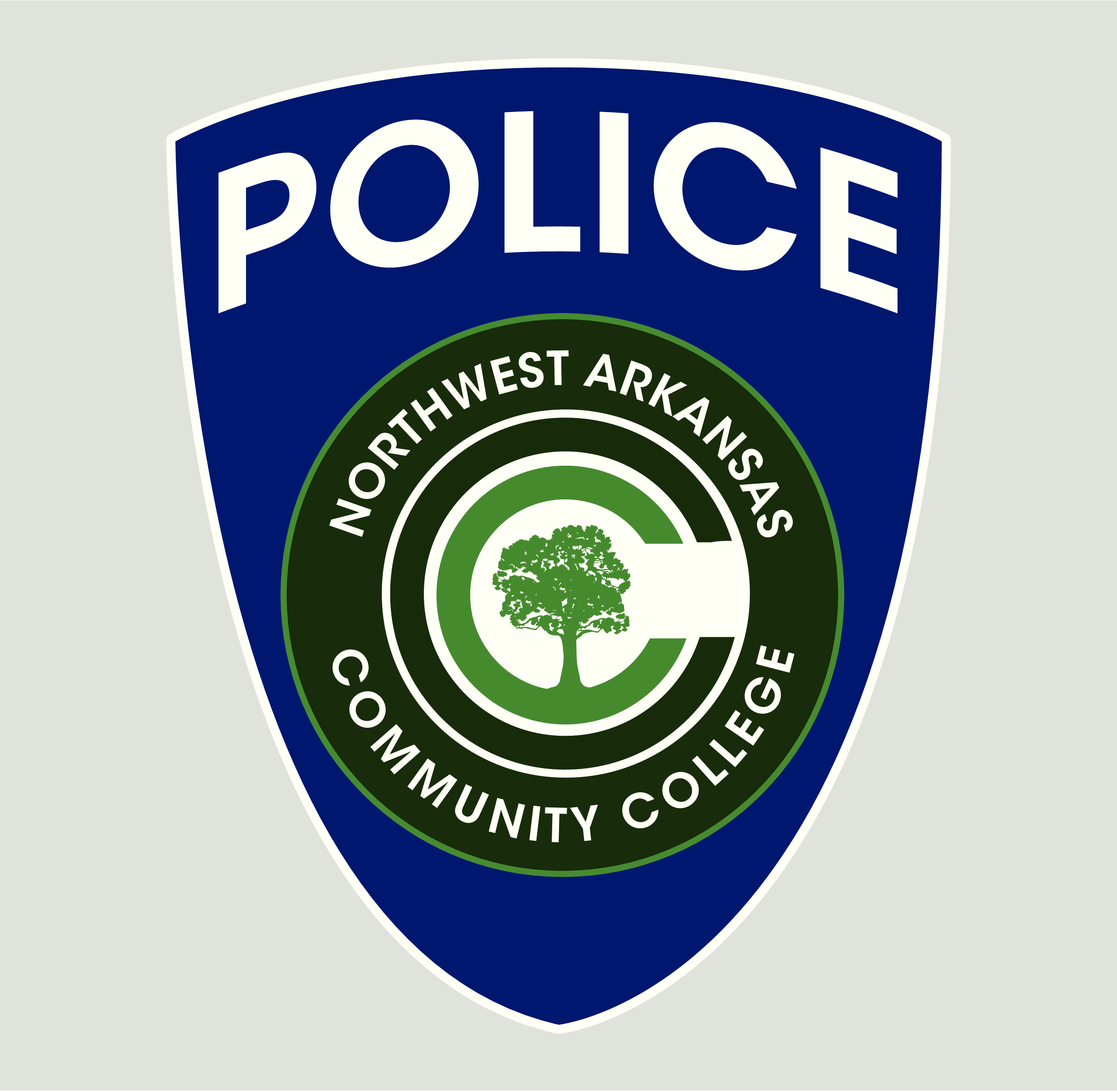 NWACC Police Badge